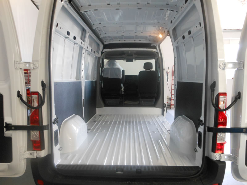 Am nagement camionnette en camping car site de voiture for Amenagement interieur camping car