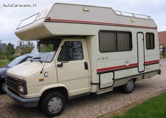 Vente camping car occasion particulier site de voiture - Vente meuble occasion particulier ...